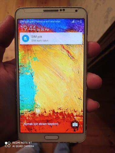 Samsung note 3 б у - Азербайджан: Б/у Samsung Galaxy Note 3 32 ГБ Белый