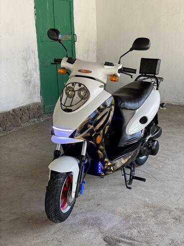 Продаю скутер 150куб модель лупарик 2015года покупали новым Обсалютно