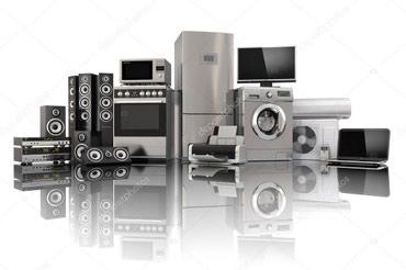 Ремонт стиральных машин, холодильников, кондиционеров и многое другое! в Токмак