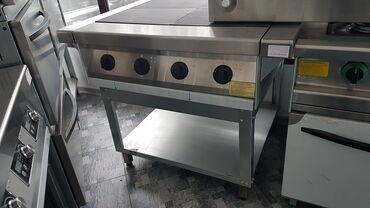 плита индукционная в Кыргызстан: Большой выбор электрических плит!!!6 конфорокИндукционные