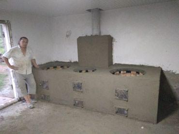 Печник очаки печи барбекю камины и др. в Бишкек