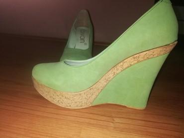 Cipele na stilu sa plutom - Novi Sad
