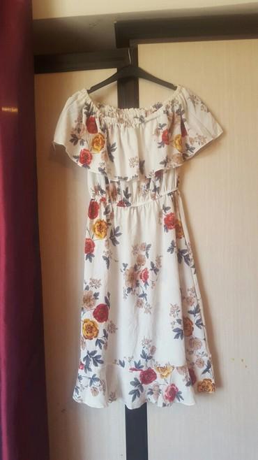 Нежное платье размер 42-44-46 в Бишкек