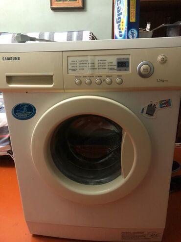 Samsung s 5 - Azərbaycan: Öndən Avtomat Paltaryuyan Maşın Samsung 5 kq