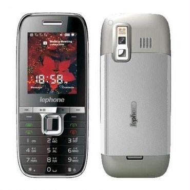 3 sim kartlı CDMA + GSM telefonlar - Bakı