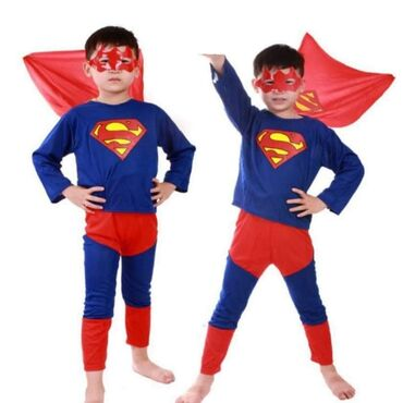 Ostala dečija odeća | Arandjelovac: SUPERMEN ODELO odlicno za maskembal. Komplet sadrzi pantalone, bluzu