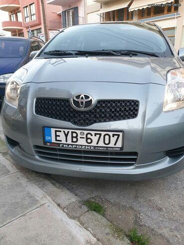 Toyota Yaris 1.4 l. 2007 | 164700 km
