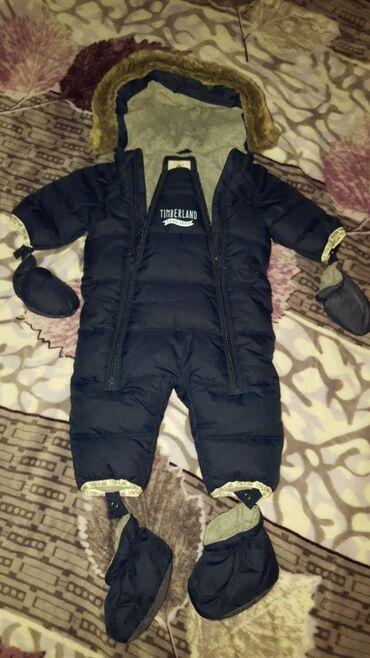 Ostala dečija odeća | Backa Palanka: Kvalitetan TIMBERLEND skafander za bebe postavljen unutra jako topal