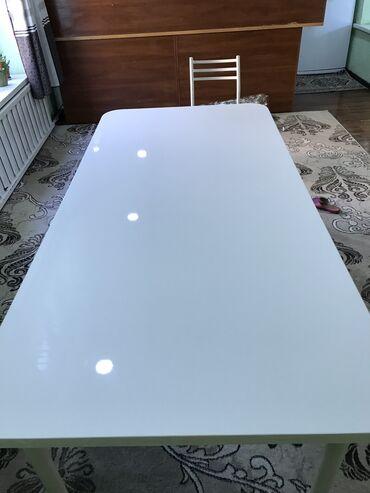 продам кухонный стол in Кыргызстан | СТОЛЫ: Продаётся кухонный стол(без стульев)