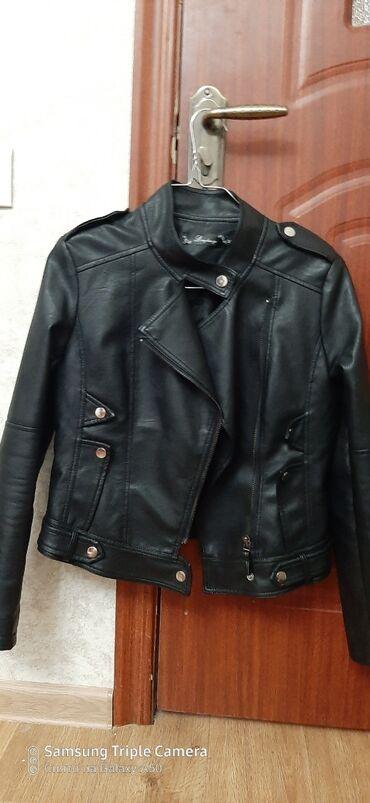 Личные вещи - Военно-Антоновка: Продаю кожаную куртку ( состояние идеальное )