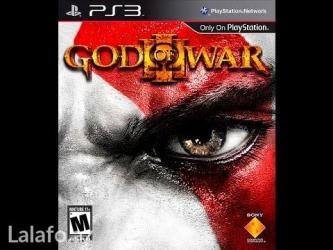 """Bakı şəhərində """"God OF War III"""" Playstation 3"""