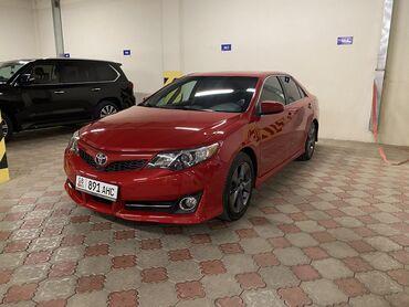 б у диски на авто в Кыргызстан: Toyota Camry 2.5 л. 2014 | 88600 км