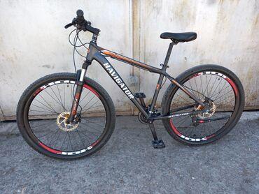 Велосипеды - Кыргызстан: Срочно продаю велосипед марки Havigator, размер рамы 19, размер колес