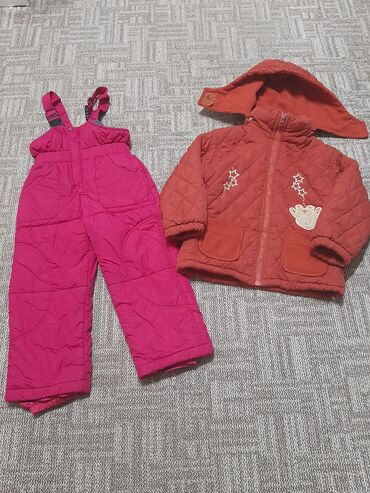 Зимние непромокаемые штаны фирма MagicCrane (ростовка 110) -500с