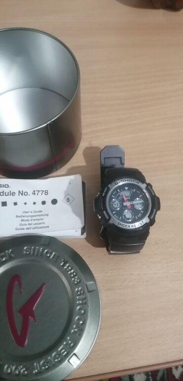 аватария мужская одежда в Кыргызстан: Черные Мужские Наручные часы Casio