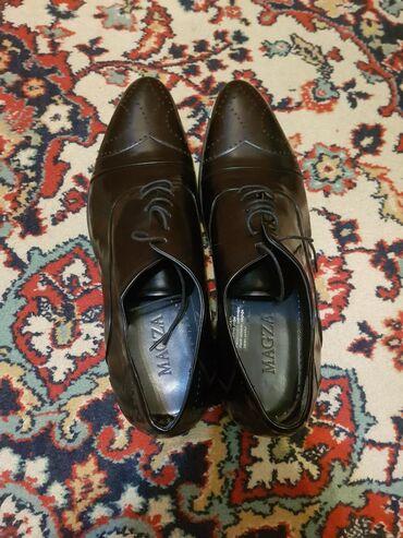 Продаю туфли. Производство Турция. Сами ездили. Размер болшеват