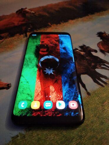 Samsung s 5 - Azərbaycan: İşlənmiş Samsung Galaxy S8 64 GB qara