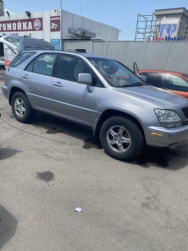 Lexus - Бензин - Бишкек: Lexus RX 3 л. 2002