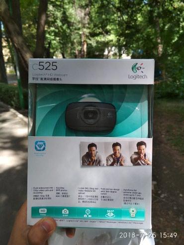 Срочно продаю новую  веб камеру Logitech ,hd в Бишкек