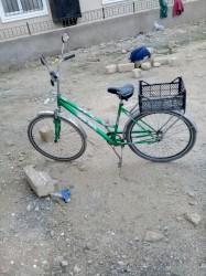 Zabrat şəhərində 28 lik velosipet satılır. ünvan Ramana Şuşa qəsəbəsi