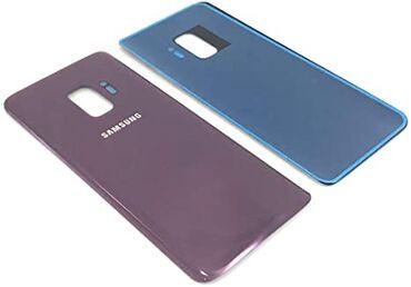 Samsung S9 arxa şüşə təmiri