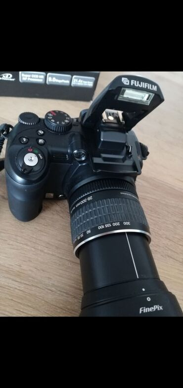 Электроника в Тертер: Fotoaparat Fujifilm Fotoaparat teze kimidi. 3/4 şekil üçün ve toylarda