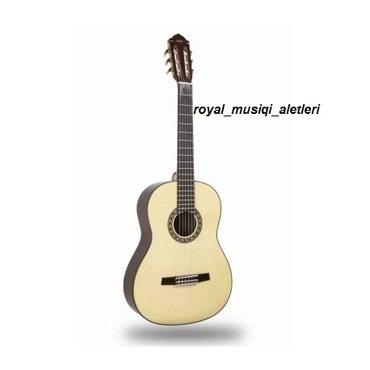 Bakı şəhərində MiGUEL ANGELA klassik gitara Model: MA 200
