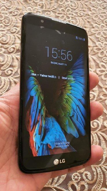 LG в Азербайджан: LG K10 2016.Yaddaş 16gb. Qutu, adaptır.səliqəli işlənib. Problemi
