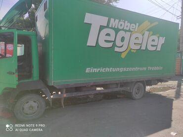 Работа - Узген: Грузопервозка