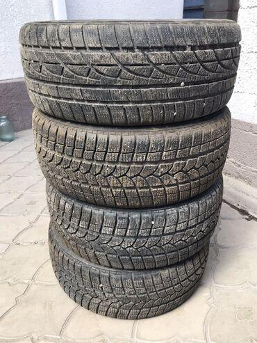Продаю зимние шины комплект 225/45/17 Или обмен на 18ые