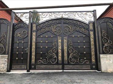 Принимаем заказы на решетки, ворота, перилы и много другое  в Лебединовка