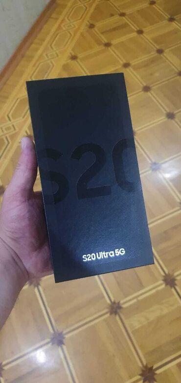 S4 zoom - Azərbaycan: Samsung Galaxy S20 Ultra 128 GB qara