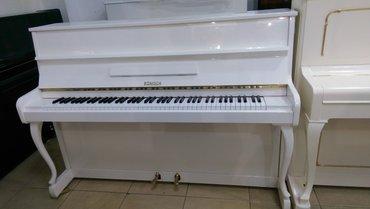 Bakı şəhərində Rönisch piano - alman istehsalı royal modelli, gözel seslenmeye sahib