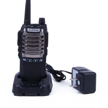 Bermude n - Srbija: Baofeng Uv 8D 8w Dual Band radio stanica uv8d Pakovanje sadrzi Baofeng