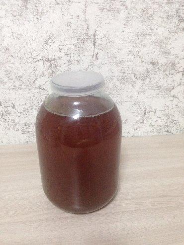 Цветочный мёд, привезли из России, пасика находится в экологически