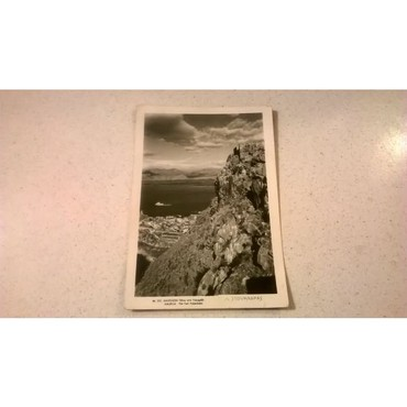 1 Καρτ Ποστάλ - Ναύπλιον Πάνω στο Παλαμίδι  /  M.Στουρνάρας σε Athens