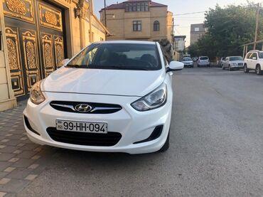 8 elan   NƏQLIYYAT: Hyundai Accent 1.4 l. 2013   1000000 km