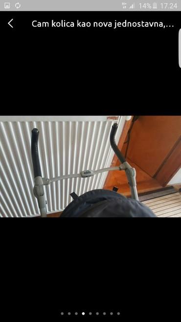 Cam kolica sklopiva. malo mesta zauzimaju - Pozarevac - slika 3
