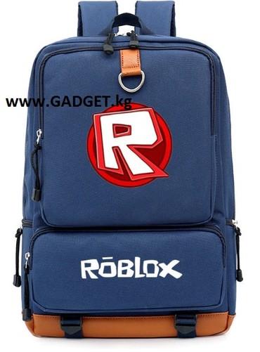 рюкзаки в Кыргызстан: Рюкзак ROBLOX.Детский рюкзак с логотипом из популярной игры