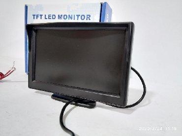avtomobil monitoru - Azərbaycan: ARXA KAMERA MONİTORUAVTO AKSESUAR 12AVTOMOBİL AKSESUARLARININ SATIŞI