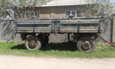 Прицеп Зила бортовой 6 тонник в Бишкек