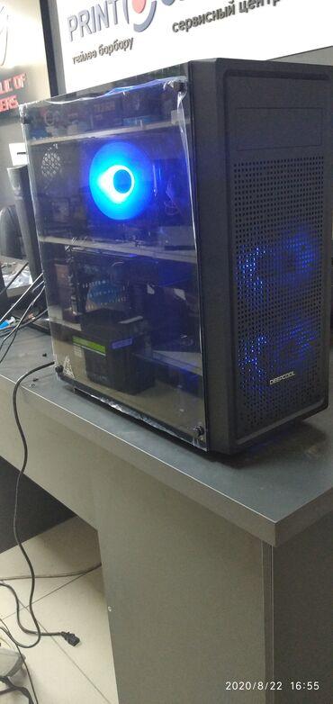 Игровой ПК в стильном и ярком корпусеПроцессор:Core i5-7500Материнская