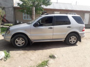 Mercedes-Benz в Кыргызстан: Mercedes-Benz ML 320 3.2 л. 1999 | 7777 км