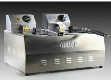 Bakı şəhərində Free aparati kartof biwiren Fodinox firmasi turk mali 3+3 litr 230 azn