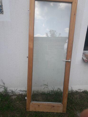 Balkonska vrata - Srbija: Balkonska vrata dimenzije 80×200dva kom