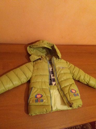 Зимняя куртка на 2.5или 3 года. сост в Бишкек