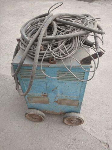 Инструменты в Кыргызстан: Продается 2х фазный сварочный аппарат,в рабочем отличном