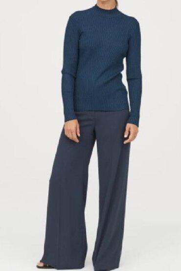 Pantalone hm duboke - Srbija: H&M pantalone, novo, 36 vel