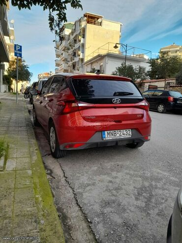 Hyundai i20 1.2 l. 2020 | 3600 km