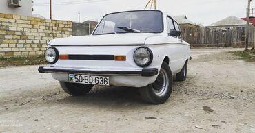 ZAZ - Azərbaycan: ZAZ 968 Zaporozhec 1.8 l. 1986 | 111111 km